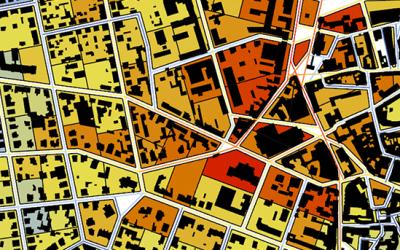 Urban Simulation with Grasshopper for Rhino3D