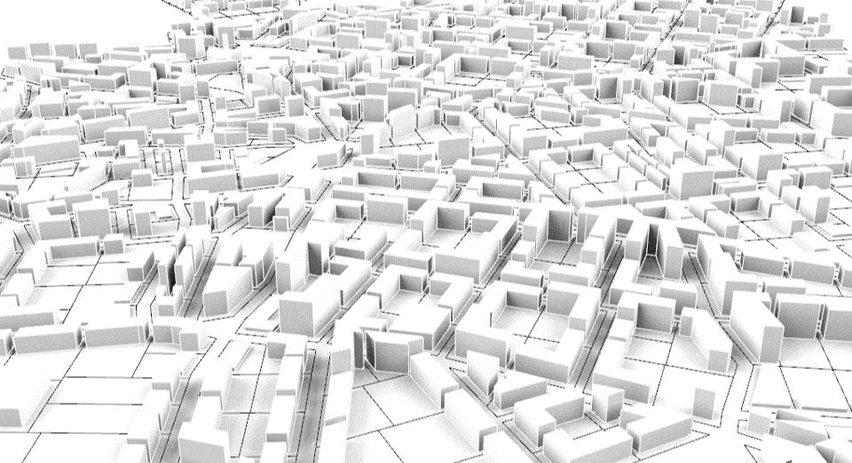 Workshop | Network analysis based dynamic urban simulation